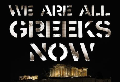 we are all Greeks